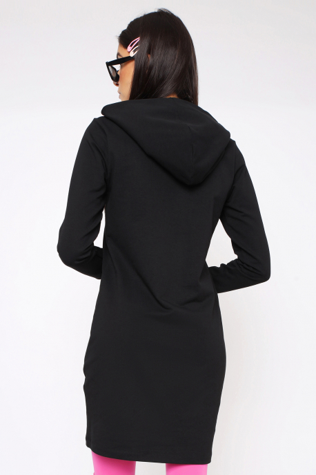 AMNESIA Daparin ruha fekete