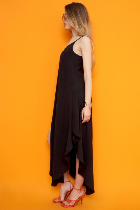 AMNESIA Mojra ruha fekete