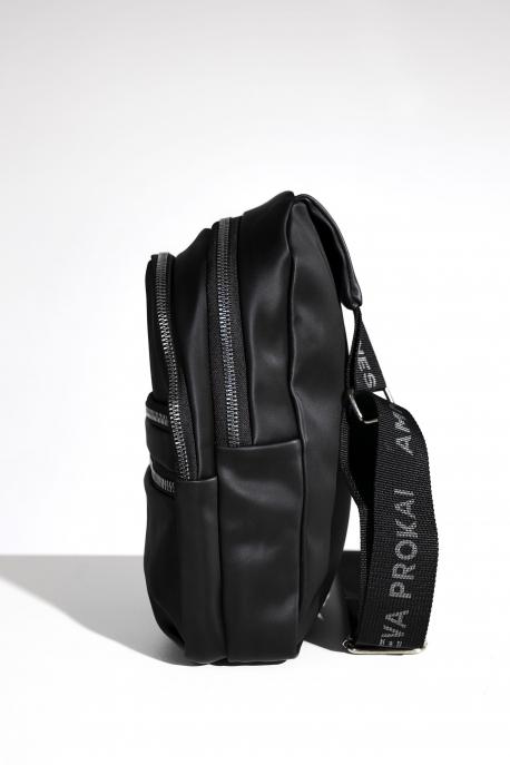 AMNESIA Kis hátizsák fekete