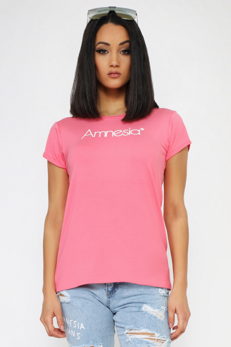 AMNESIA Poppy póló jégeper