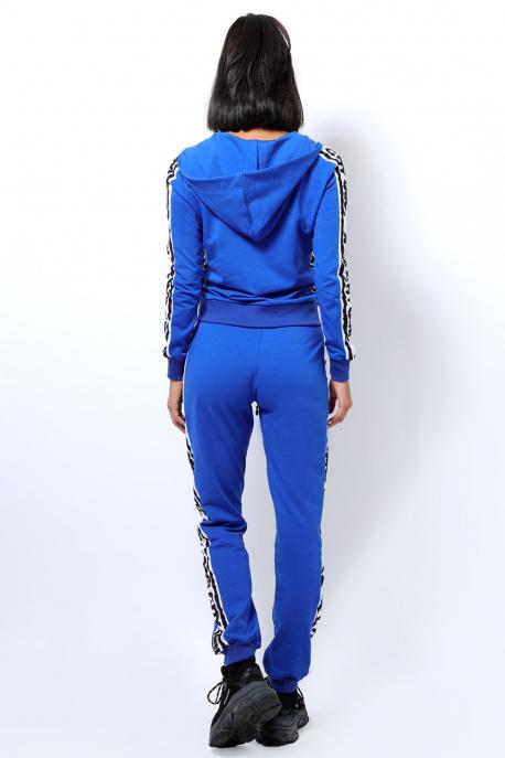 AMNESIA Amosi+Amoki jogging szett kék