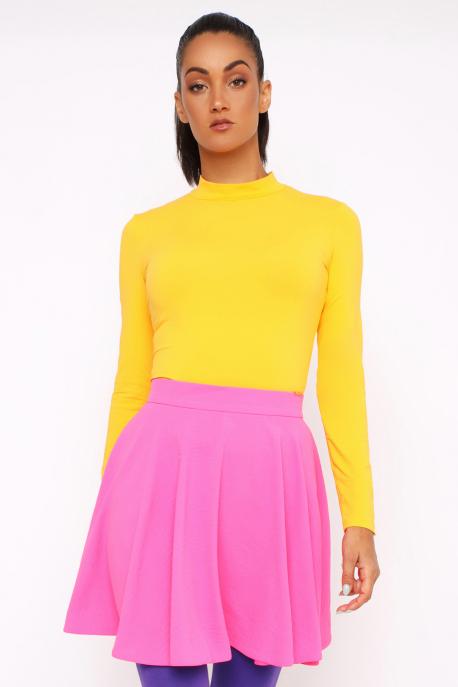 AMNESIA Musana szoknya rózsaszín