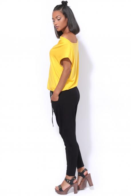 AMNESIA Adry overál sárga