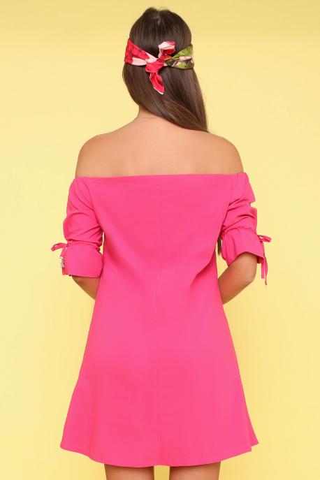 AMNESIA Turvin tunika sötét pink