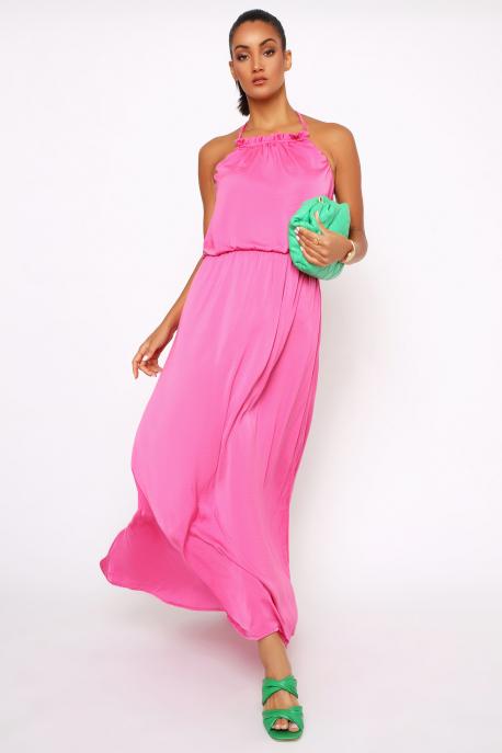 AMNESIA Tulio ruha rózsaszín