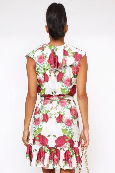 AMNESIA Taren ruha rózsás