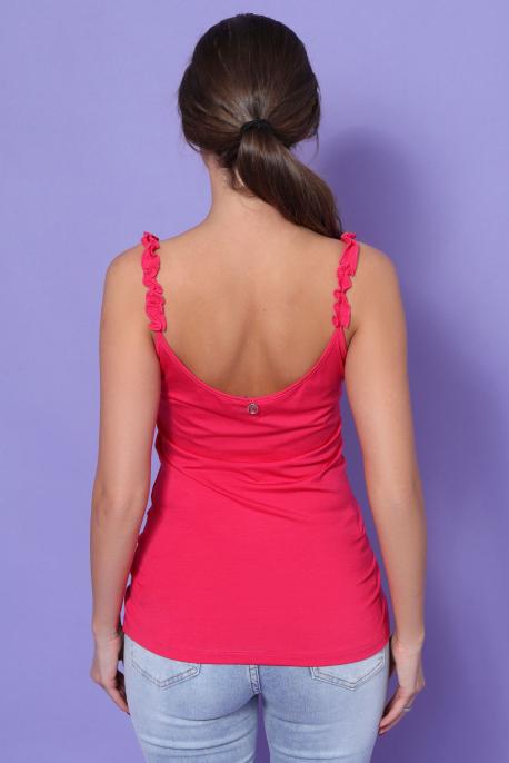 AMNESIA Malida top pink