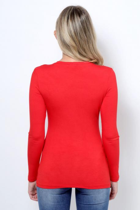 AMNESIA Xihin felső piros