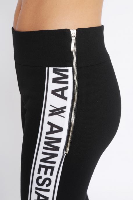 AMNESIA Aruma nadrág fekete