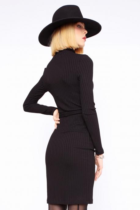 AMNESIA Janvilia ruha fekete