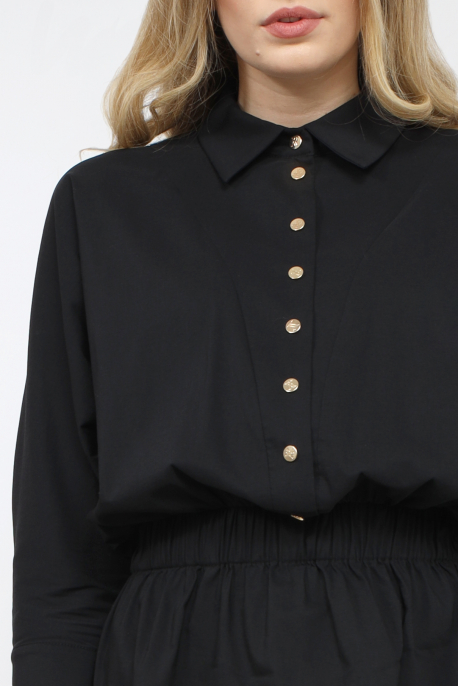 AMNESIA Jolene ruha fekete