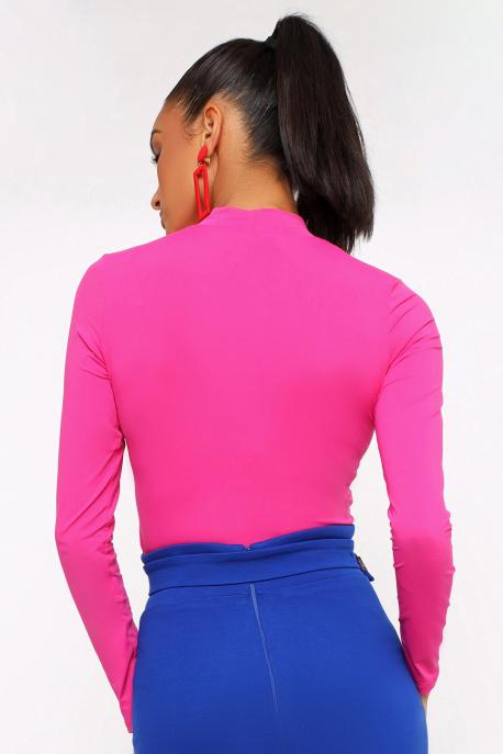 AMNESIA Mambo felső rózsaszín