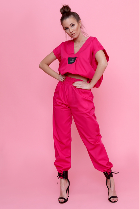 AMNESIA Naya nadrág pink