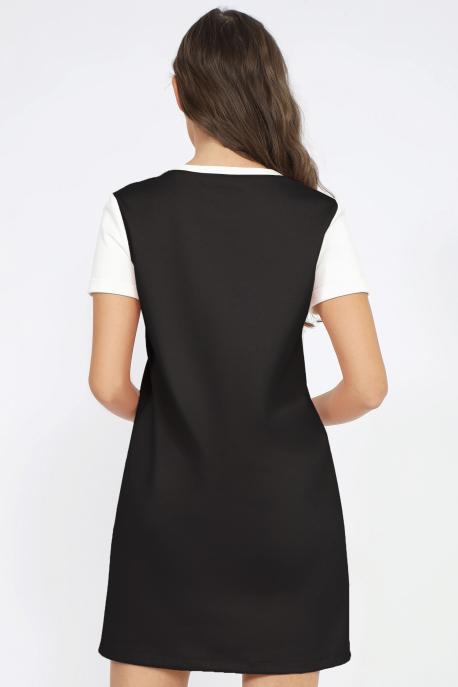AMNESIA Atara ruha ekrü/fekete