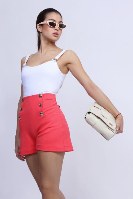 AMNESIA Jabin short rózsaszín