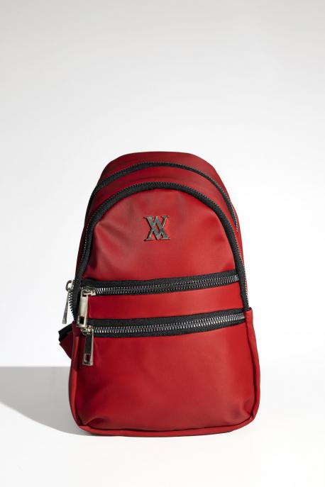 AMNESIA Kis hátizsák piros