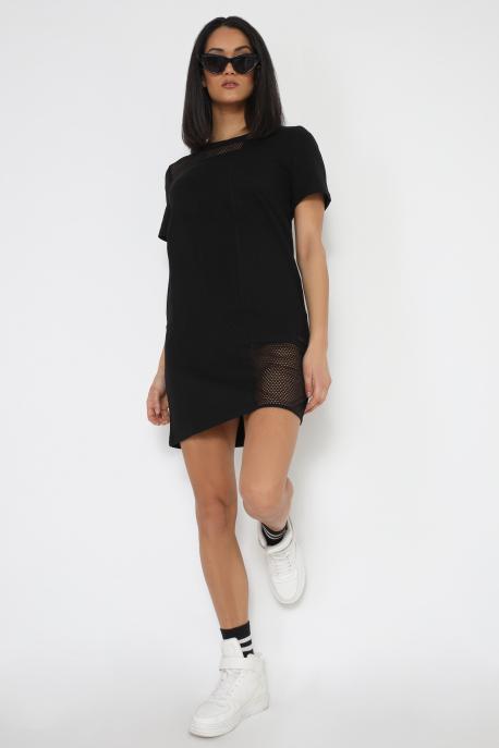 AMNESIA Dolmesz ruha fekete