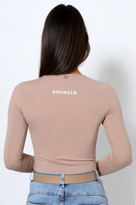 AMNESIA Direna B felső barna