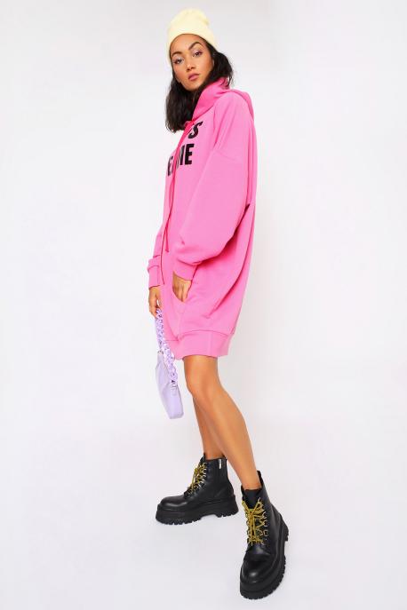 AMNESIA Devon ruha rózsaszín