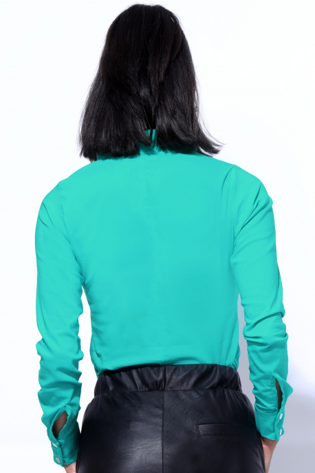 AMNESIA Szédia ing zöld