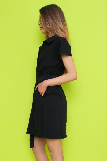 AMNESIA Tomra ruha fekete