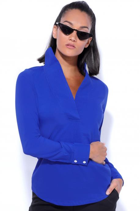 AMNESIA Szédia ing kék