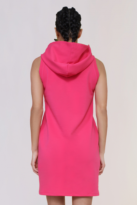 AMNESIA Damby tunika rózsaszín
