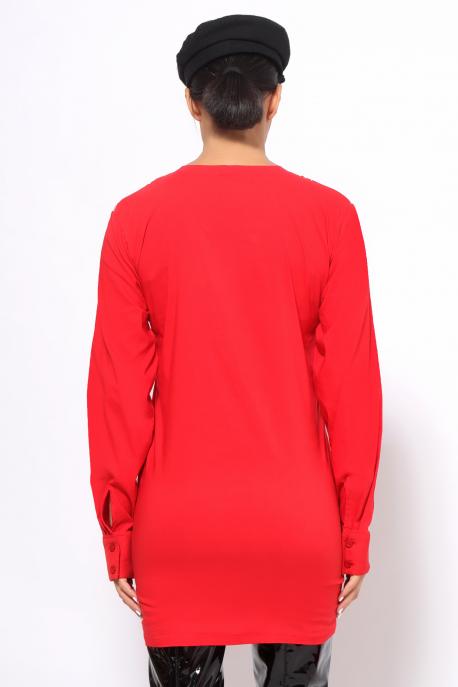 AMNESIA Apomia ruha piros