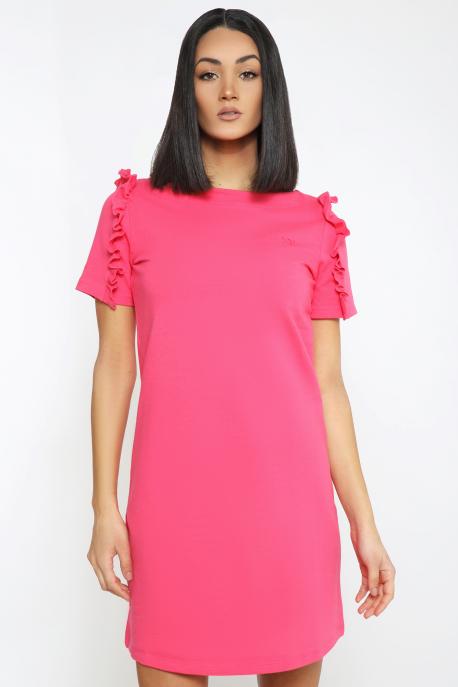 AMNESIA Azlin ruha pink