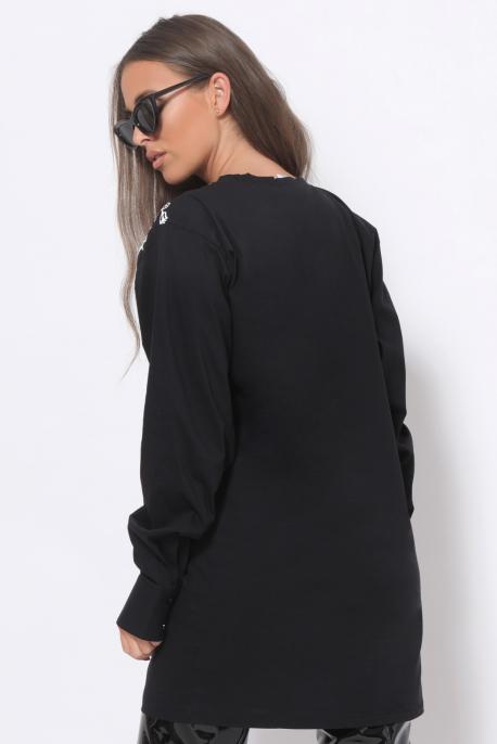 AMNESIA Apomia ruha fekete