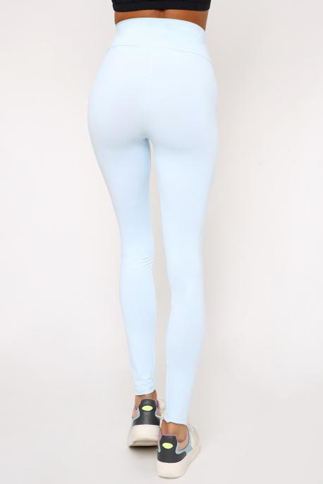 AMNESIA Dokka leggings világoskék