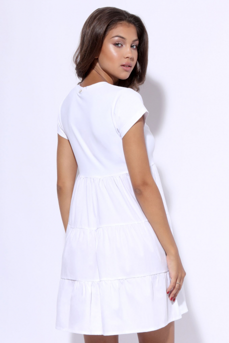AMNESIA Denisza ruha fehér