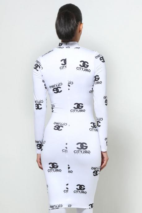 AMNESIA Damietta dress