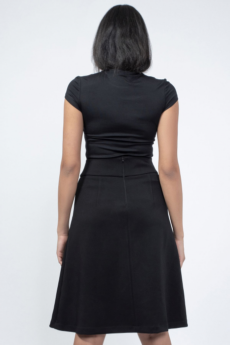 AMNESIA Josie szoknya fekete