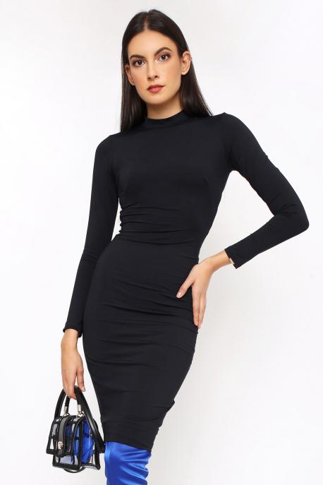 AMNESIA Mexi ruha fekete