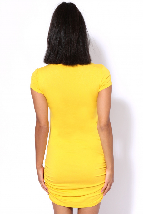 AMNESIA Adda tunika sárga