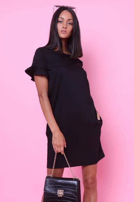 AMNESIA Dronda ruha fekete