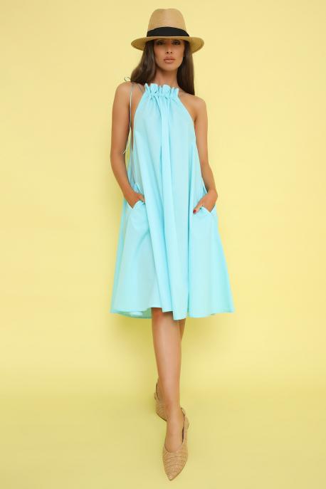 AMNESIA Ramy ruha kék