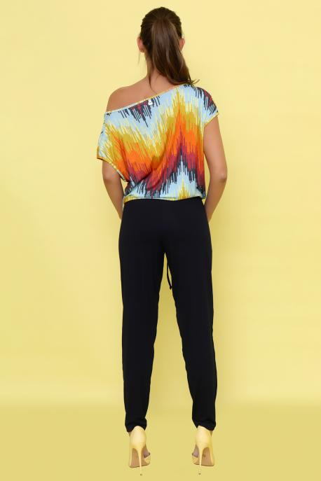 AMNESIA Adri overál színes mintás