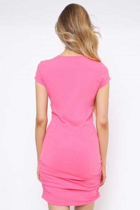 AMNESIA Adda ruha világos rózsaszín