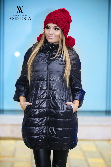 AMNESIA Pufi kabát
