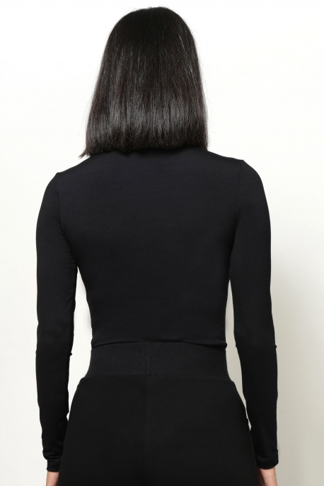 AMNESIA Xihin felső PRIORITY fekete